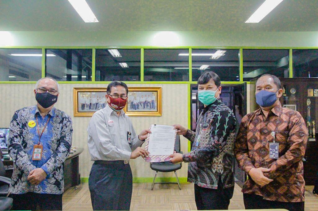 Pengembalian Pengurusan Piutang Negara Dari BPJS Ketenagakerjaan Kantor Cabang Banjarmasin