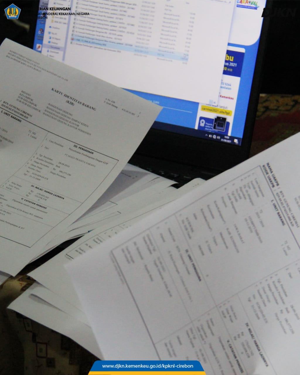 Demi Data SBSK Yang Akurat, KPKNL Cirebon Lakukan Asistensi Balai Taman Nasional Gunung Ciremai