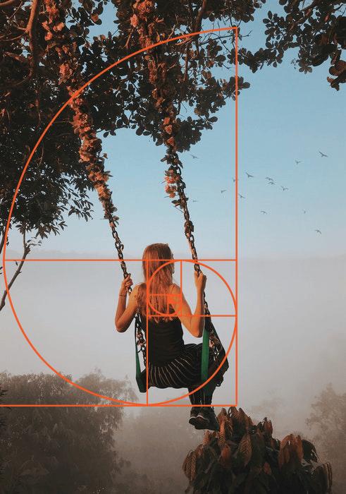 Tingkatkan Permainan Fotografimu: Komposisi Rule of Third & Golden Ratio (Fibonacci)