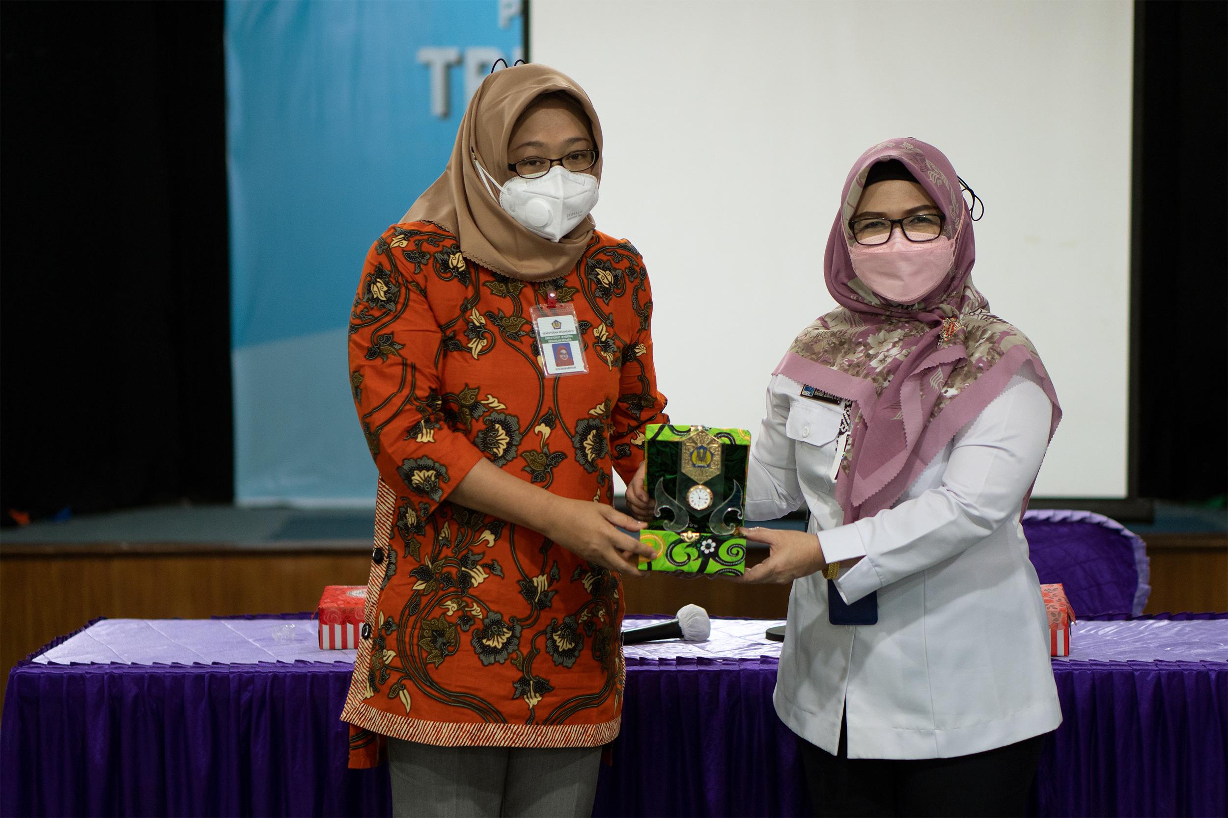 Tingkatkan Sinergi dan Kolaborasi, Kanwil DJKN Kaltimtara Media Visit LPP RRI Samarinda