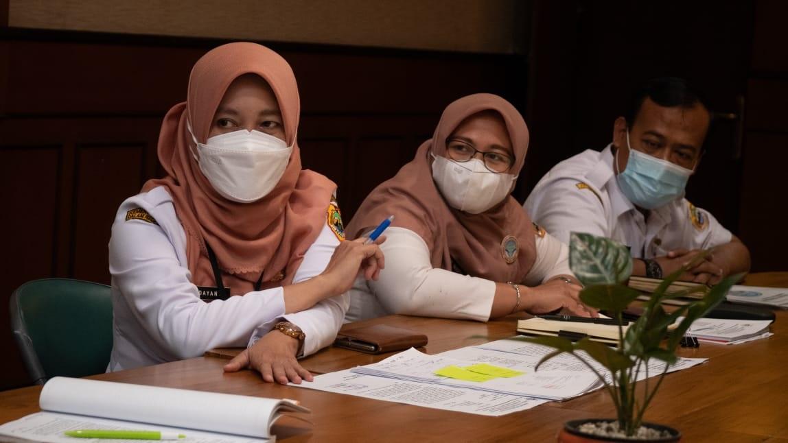 Kesulitan Tagih Kewajiban Pihak Ketiga, Pemkab Sragen Jajaki Kerjasama dengan KPKNL Surakarta