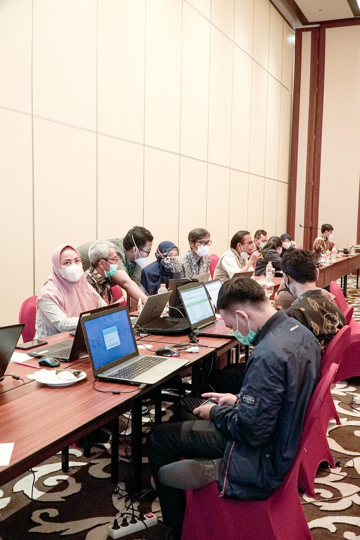 Rekonsiliasi Data Pengurusan Piutang Negara bersama Ditjen AHU