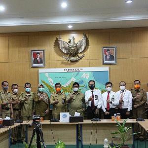 Penandatanganan Nota Kesepakatan KPKNL Pangkalpinang dengan Pemerintah Kabupaten Belitung