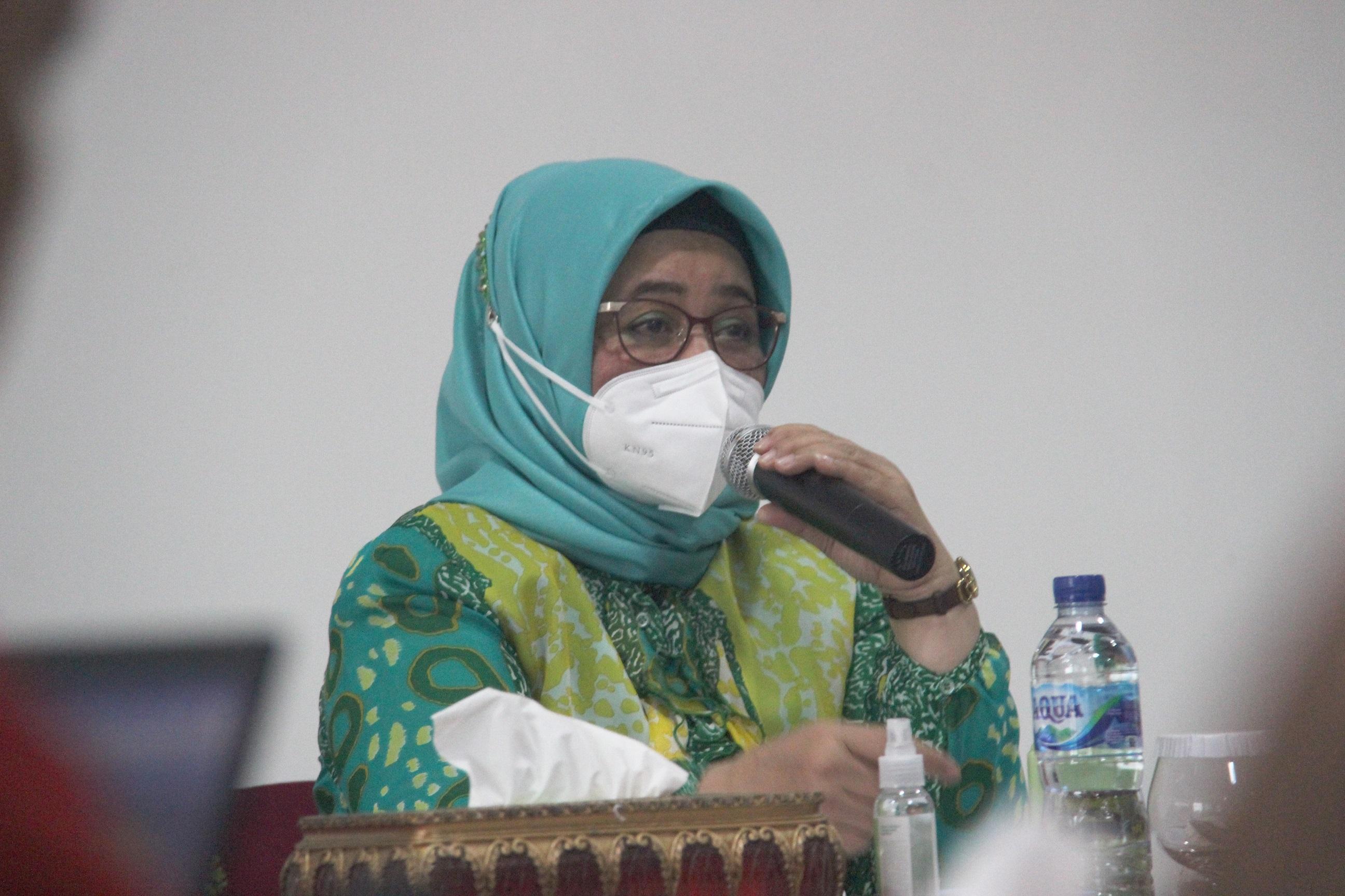 KPKNL Serang Optimis Hijaukan IKU Merah di Triwulan IV 2021