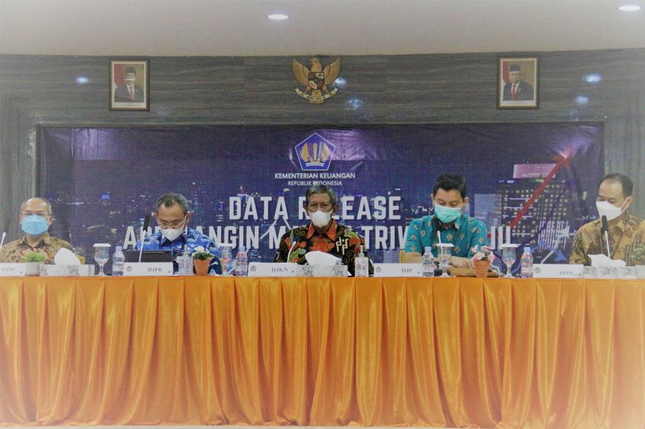 Publikasikan Kinerja APBN Triwulan III /2021, Kemenkeu Sulsel Dukung Transparansi dan Publikasi Pengelolaan APBN