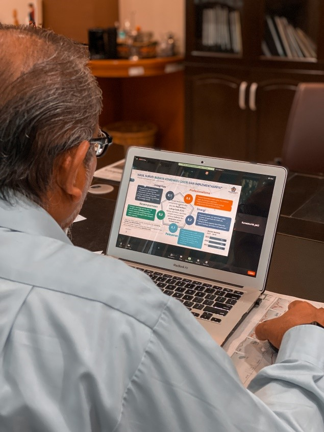 Kemenkeu Satu, Kemenkeu Terpercaya dalam Focus Group Discussion Kepala KPKNL Jakarta II