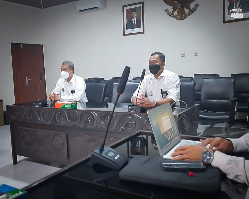 KPKNL Surakarta Lakukan Sharing Pengalaman Bangun ZI WBK/WBBM dengan BPCB Provinsi Jawa Tengah