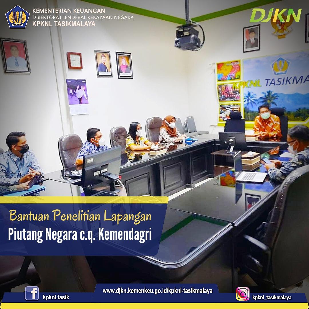 Kolaborasi KPKNL Tasikmalaya dan KPKNL Jakarta III