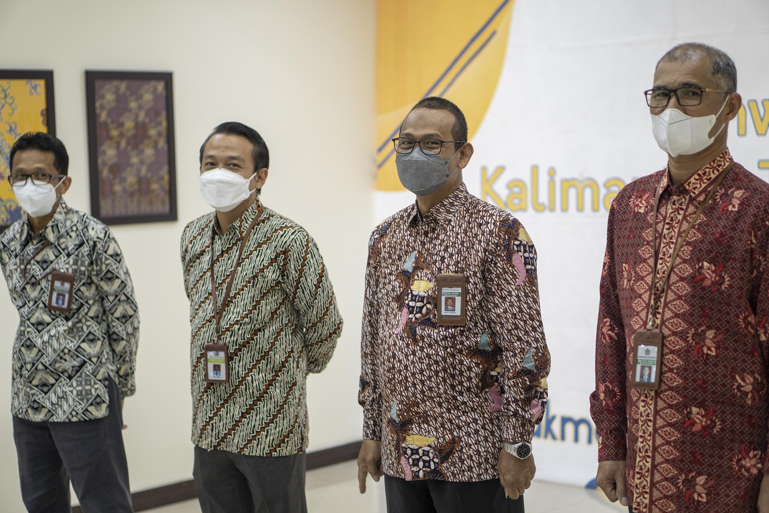 Lantik Pejabat di Lingkungan Kementerian Keuangan, Menkeu Sampaikan Tiga Hal Isi Sumpah Jabatan