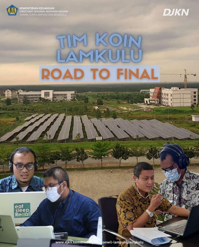 Tim KOIN PLTS ITERA Masuk Babak Final