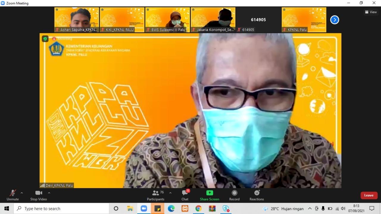 Sharing Session: Mengenal Lebih Dekat Kebutuhan Layanan Stakeholders di Masa Pandemi Covid-19