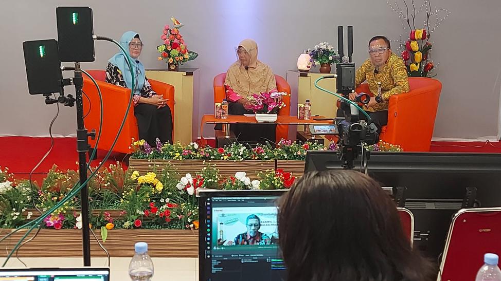 Dukung Tetap Eksis Berusaha di Masa Pandemi, Kanwil DJKN Sulseltrabar Dorong UMKM Pasarkan Produk Melalui Lelang.go.id