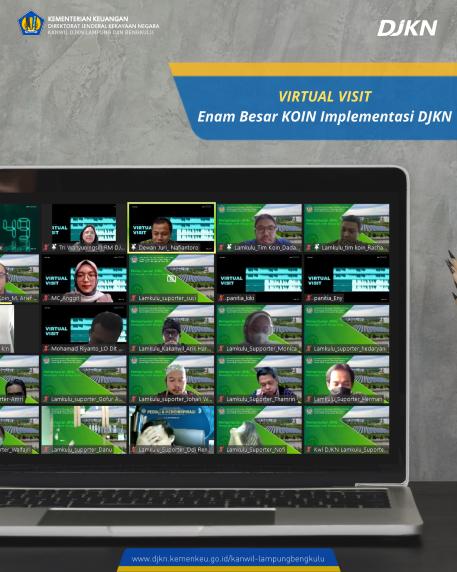 Virtual Visit KOIN Implementasi DJKN Tahun 2021: PLTS ITERA