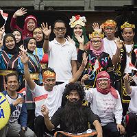 KPKNL Jakarta III Juarai Lomba Hari Kemerdekaan di Kanwil DJKN DKI Jakarta