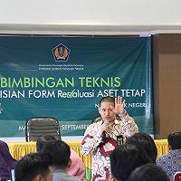 Laksanakan Bimtek, KPKNL Makassar Lebih Fokuskan Data Awal Satker