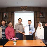 KPKNL Padang Tuntaskan LHIP Perdana Revaluasi BMN 2017