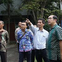 Telusuri Kota Manado, Dirjen KN Saksikan Langsung Proses Revaluasi BMN Dan Tinjau Aset Eks BDL, Eks PPA, Dan Aset ABMA/T