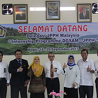 Internship Programme Pegawai JPPH Malaysia Di KPKNL Bogor