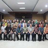 Monitor Perkembangan Revaluasi, Dirjen Kekayaan Negara Blusukan di Bali!