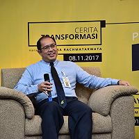 Bincang Transformasi dengan Direktur Jenderal Kekayaan Negara