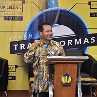 Seminar IT Akhiri Pekan Transformasi DJKN 2017