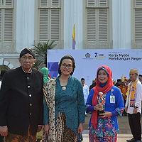 KPKNL Serang Berhasil Jadi Pemenang Lomba Kantor Implementasi PUG 2017