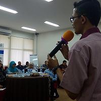 Bagian Keuangan Uji Coba Aplikasi MANDIRI-DJKN