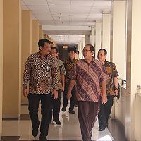 """Kunjungan Kerja Dirjen Kekayaan Negara ke KPKNL Yogyakarta, """"Istimewa"""""""