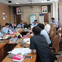 Mitigasi Risiko Kegiatan Revaluasi BMN 2018, KPKNL Jakarta V Lakukan Rakor dengan Kemhan/TNI