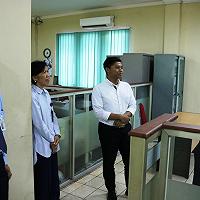 Dirjen Kekayaan Negara Blusukan ke KPKNL Bekasi