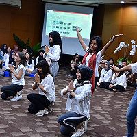 Kembangkan Bakat, Angkatan 367 CASN Launching Program Oh JustFound Talent