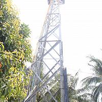 Tower Pembangkit Listrik Bayu Laku Dilelang