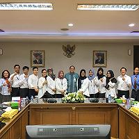 Dirjen Kekayaan Negara dan Pegawai On The Job Training (OJT), Dialog dan Berbagi Pengalaman