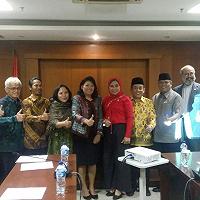 Dengar Pendapat Dengan DPD Mengenai Pengurusan Piutang Negara/Daerah