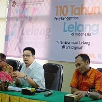 KPKNL Bandar Lampung Persiapkan Pekan 110 Tahun Lelang Indonesia