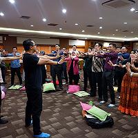 DJKN Muda Berkolaborasi dengan Limitless Campus Tanamkan Jiwa Leadership