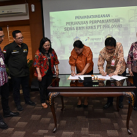 DJKN - PT Pertamina Hulu Energi ONJW Tandatangani Perpanjangan Perjanjian Sewa BMN Senilai Rp202,65 Miliar