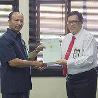 DJKN Serahkan Bukti Kepemilikan Tanah Rumah Dinas Ke Pengadilan Tinggi Banda Aceh