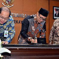 Dukung Efisiensi Belanja Modal Pemerintah, DJKN Hibahkan dan Tetapkan Status BMN eks Pertamina Senilai Rp511 Miliar