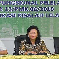 Tingkatkan Profesionalitas Lelang, DJKN Sosialisasikan Jabatan Fungsional Pelelang