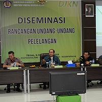 DJKN Jaring Masukan Guna Susun Draft RUU Pelelangan