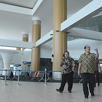 Dirjen Kekayaan Negara Bersama Direksi PT SMI Kunjungi Bandara Internasional Jabar