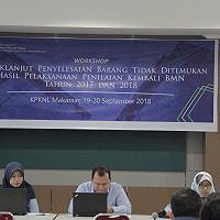 KPKNL Makassar Kumpulkan Seluruh Satker untuk Menindaklanjuti Barang Tidak Ditemukan