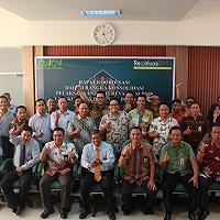 Hasil Revaluasi BMN DJKN Lampung dan Bengkulu Tuntas dan Berkualitas