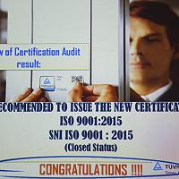 KPKNL Yogyakarta Direkomendasikan Raih  ISO 9001:2015