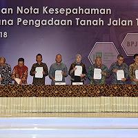 Percepat Pembangunan Infrastruktur, Pemerintah Kembali  Alokasikan Rp40,2 Triliun