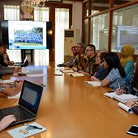 PUG DJKN Lakukan Benchmark ke UNESCO