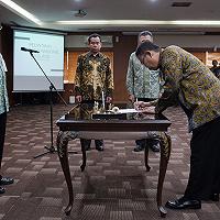 Pelantikan Pejabat Fungsional Pelelang, Dirjen KN: Buatlah Stakeholder Puas!