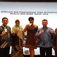 DJKN Raih Penghargaan Zona Integritas WBK dari Kemenpan RB