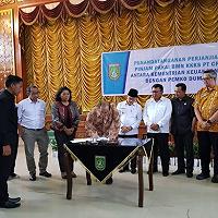 Dukung Pembangunan & Penataan Kota, DJKN Pinjam Pakaikan 39 BMN Eks KKKS PT CPI ke Pemkot Dumai